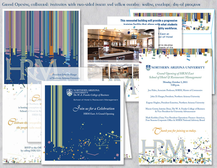 Event collateral collage