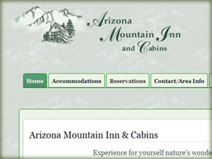 Arizona Mountain Inn