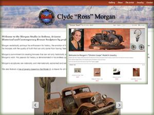 "Clyde ""Ross"" Morgan"