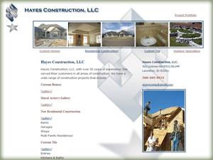 Hayes Construction, LLC