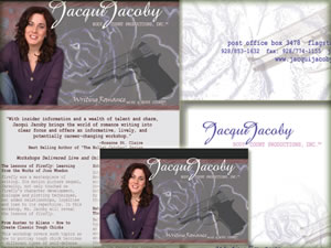 Collateral Package | Jacqui Jacoby, Romance Writer