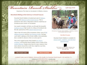 Mountain Ranch Stables
