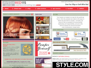 Red 115 Salon