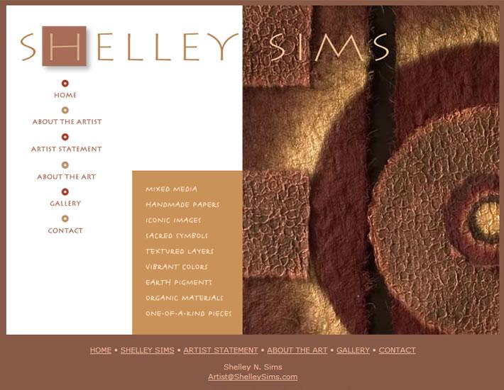 Shelley Sims screenshot