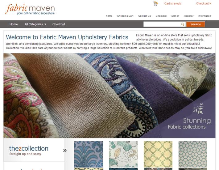 Fabric Maven After screenshot