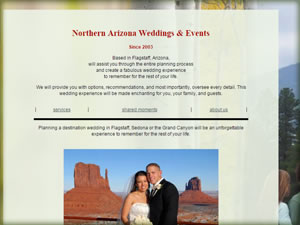 Northern Arizona Weddings & Events