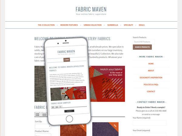 Fabric Maven