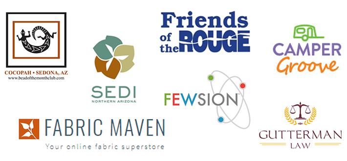 tmsr Design Delivery references' logos