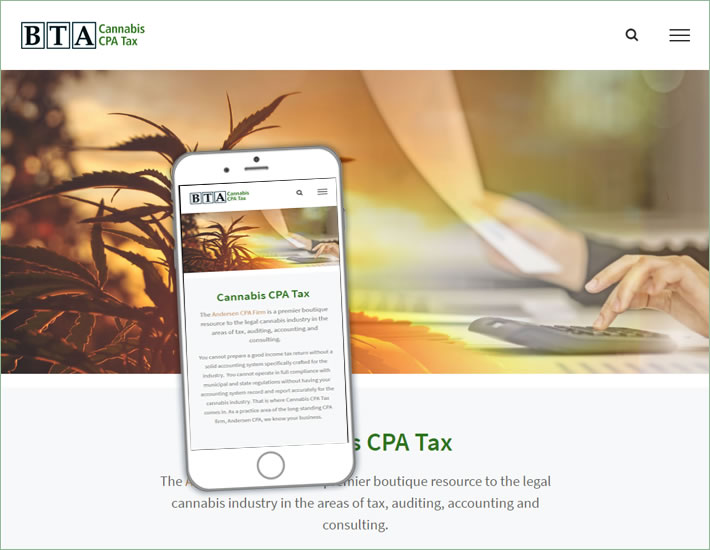 Cannabis CPA Tax screenshot
